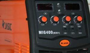MIG400 face