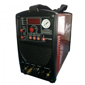 Multifunctional MMA/TIG DC pulse/ CUT 50A machine