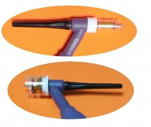 Pyrex nozzle kit
